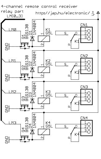 infra  radio remote control transmitter  receiver wi